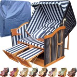ostsee strandkorb f r garten kaufen. Black Bedroom Furniture Sets. Home Design Ideas