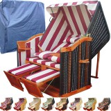 ostsee strandkorb f r garten kaufen. Black Bedroom Furniture Sets. Home Design Ideas