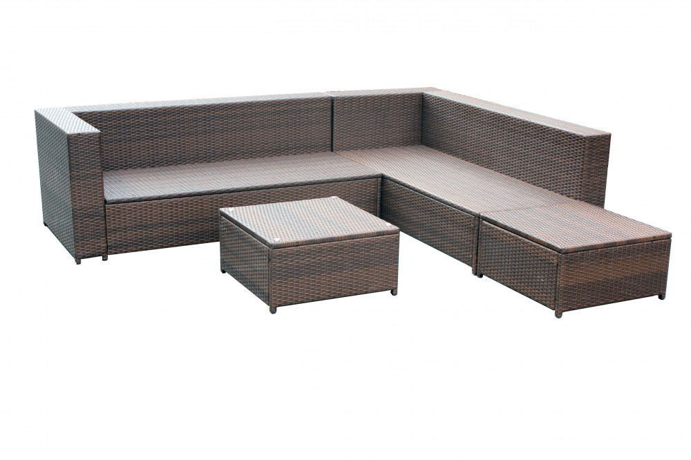 xinro loungem bel set xinro polyrattan loungeset 19tlg lounge m bel sets. Black Bedroom Furniture Sets. Home Design Ideas