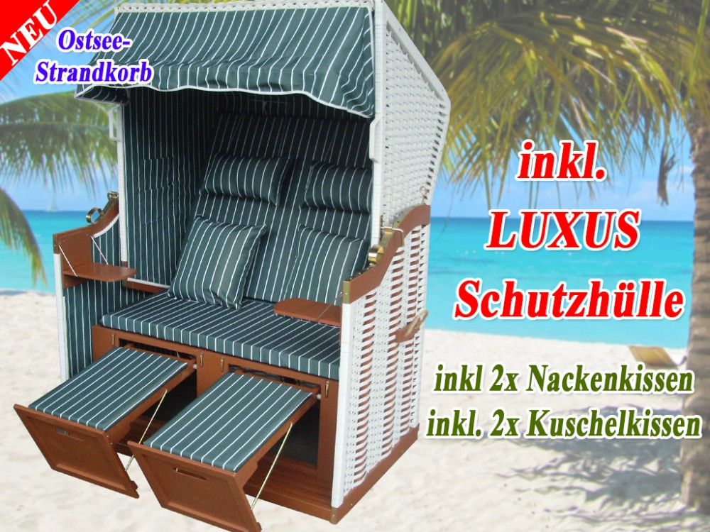 strandkorb gr n besser neu als strandkorb gebraucht kaufen ostsee strandkorb. Black Bedroom Furniture Sets. Home Design Ideas