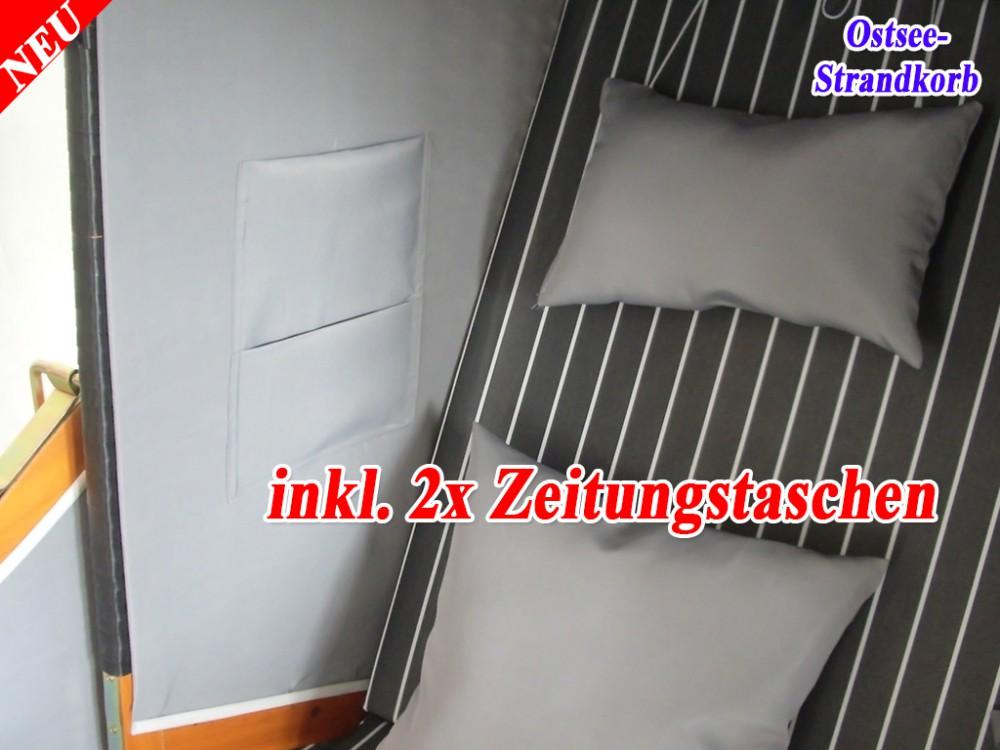 bestseller strandkorb xl anthrazit g nstig kaufen. Black Bedroom Furniture Sets. Home Design Ideas