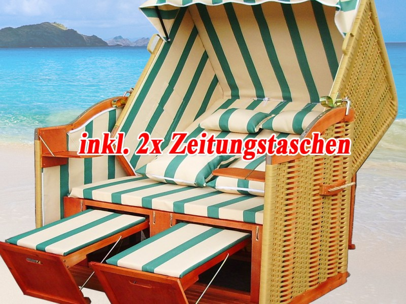 ostsee strandkorb gr n natur schutzh lle ostsee strandkorb. Black Bedroom Furniture Sets. Home Design Ideas